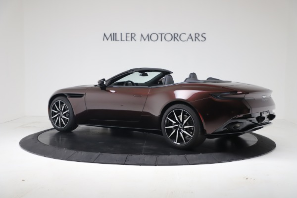Used 2020 Aston Martin DB11 Volante Convertible for sale Sold at Maserati of Westport in Westport CT 06880 6