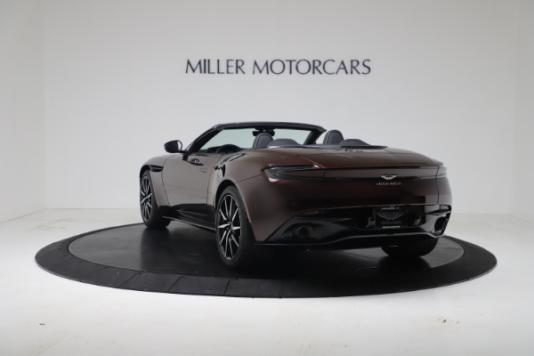 Used 2020 Aston Martin DB11 Volante Convertible for sale Sold at Maserati of Westport in Westport CT 06880 7