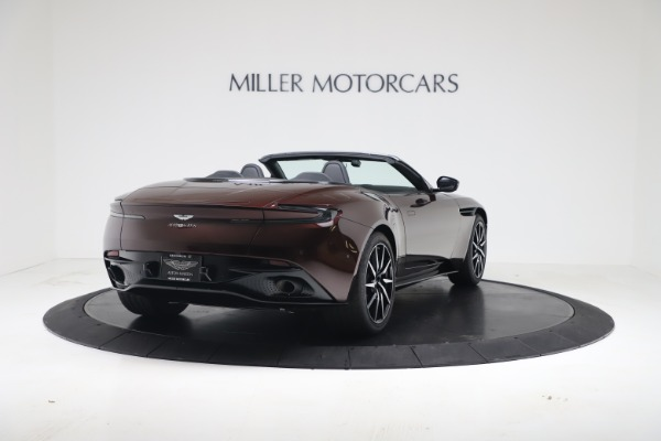 Used 2020 Aston Martin DB11 Volante Convertible for sale Sold at Maserati of Westport in Westport CT 06880 9