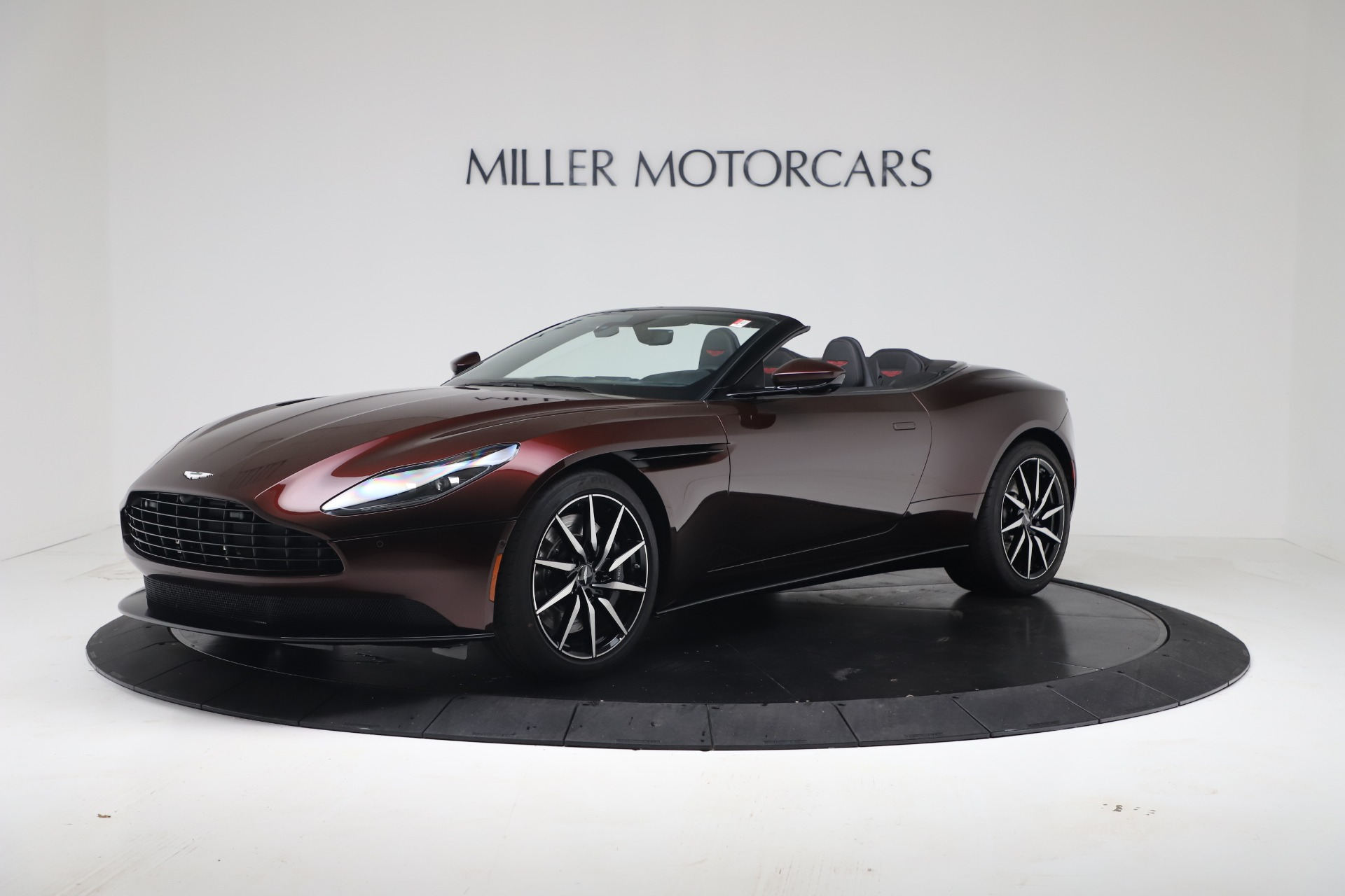Used 2020 Aston Martin DB11 Volante Convertible for sale Sold at Maserati of Westport in Westport CT 06880 1