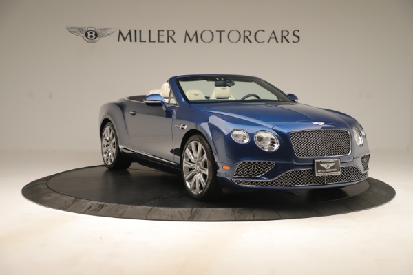 Used 2017 Bentley Continental GTC V8 for sale Sold at Maserati of Westport in Westport CT 06880 11