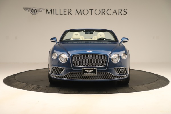 Used 2017 Bentley Continental GTC V8 for sale Sold at Maserati of Westport in Westport CT 06880 12