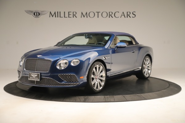 Used 2017 Bentley Continental GTC V8 for sale Sold at Maserati of Westport in Westport CT 06880 13