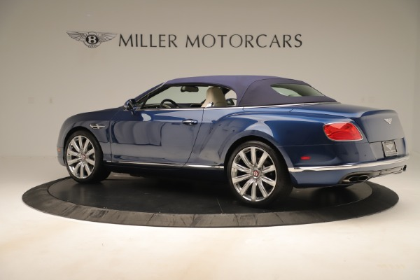 Used 2017 Bentley Continental GTC V8 for sale Sold at Maserati of Westport in Westport CT 06880 15