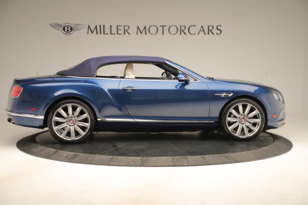 Used 2017 Bentley Continental GTC V8 for sale Sold at Maserati of Westport in Westport CT 06880 17