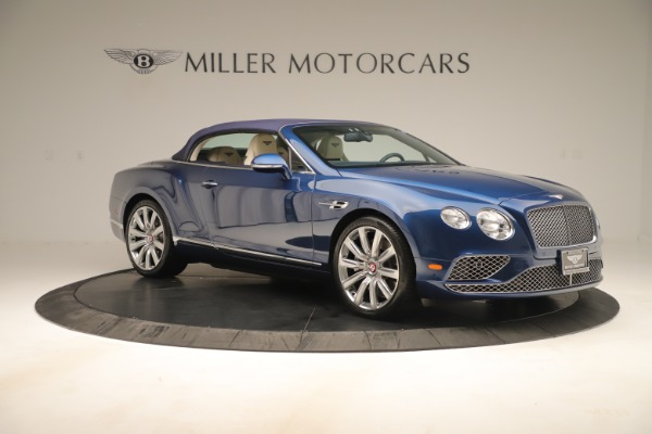Used 2017 Bentley Continental GTC V8 for sale Sold at Maserati of Westport in Westport CT 06880 19