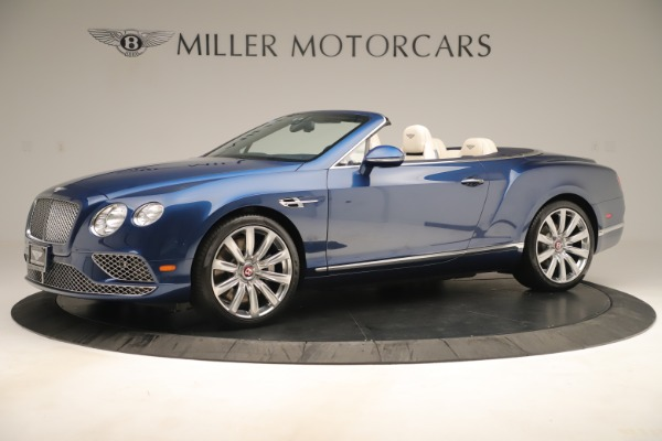 Used 2017 Bentley Continental GTC V8 for sale Sold at Maserati of Westport in Westport CT 06880 2