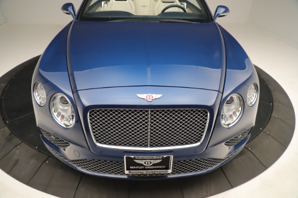 Used 2017 Bentley Continental GTC V8 for sale Sold at Maserati of Westport in Westport CT 06880 20