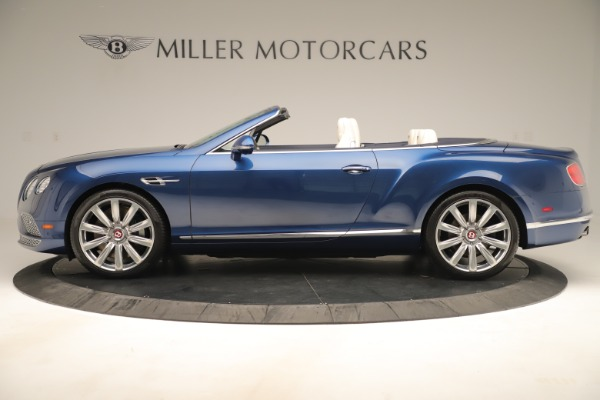 Used 2017 Bentley Continental GTC V8 for sale Sold at Maserati of Westport in Westport CT 06880 3
