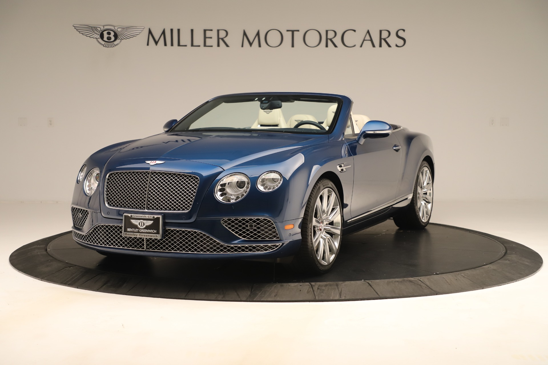 Used 2017 Bentley Continental GTC V8 for sale Sold at Maserati of Westport in Westport CT 06880 1