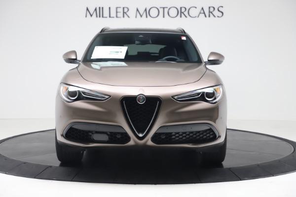 New 2019 Alfa Romeo Stelvio Ti Sport Q4 for sale $55,090 at Maserati of Westport in Westport CT 06880 12