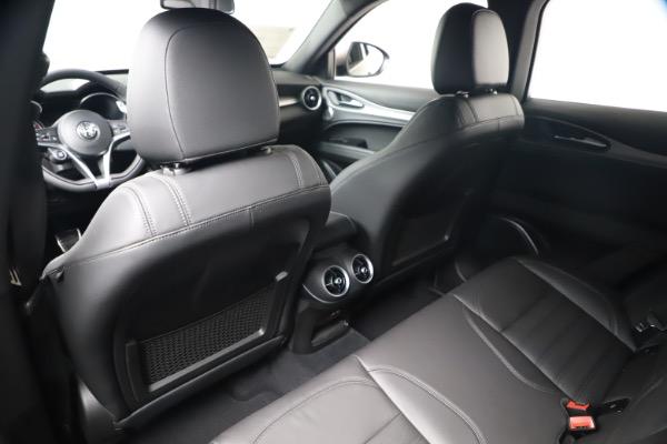 New 2019 Alfa Romeo Stelvio Ti Sport Q4 for sale $55,090 at Maserati of Westport in Westport CT 06880 20