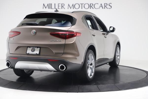 New 2019 Alfa Romeo Stelvio Ti Sport Q4 for sale $55,090 at Maserati of Westport in Westport CT 06880 7