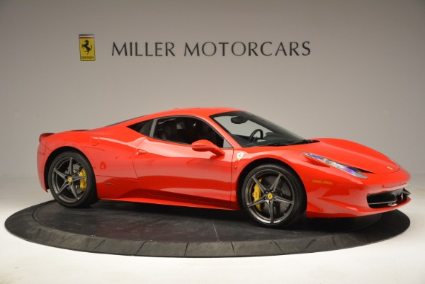 Used 2013 Ferrari 458 Italia for sale Call for price at Maserati of Westport in Westport CT 06880 10