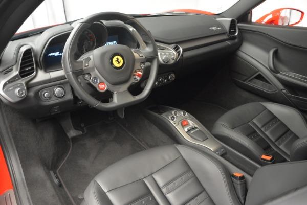 Used 2013 Ferrari 458 Italia for sale Call for price at Maserati of Westport in Westport CT 06880 13