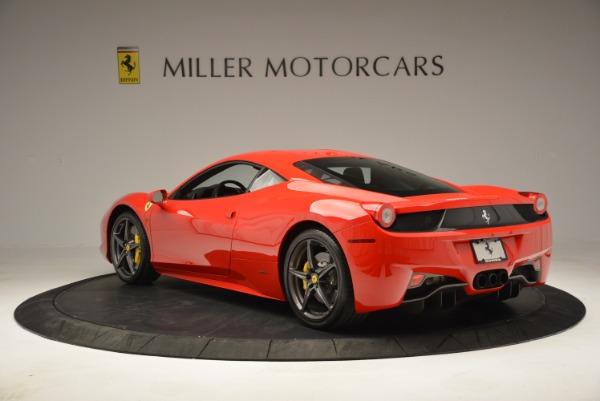 Used 2013 Ferrari 458 Italia for sale Call for price at Maserati of Westport in Westport CT 06880 5