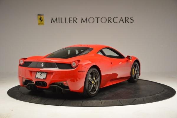 Used 2013 Ferrari 458 Italia for sale Call for price at Maserati of Westport in Westport CT 06880 7
