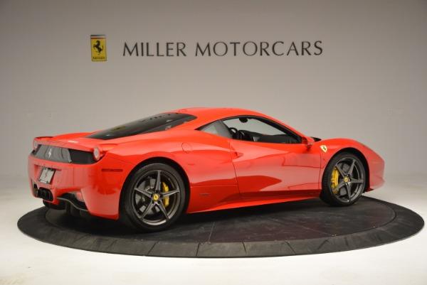 Used 2013 Ferrari 458 Italia for sale Call for price at Maserati of Westport in Westport CT 06880 8