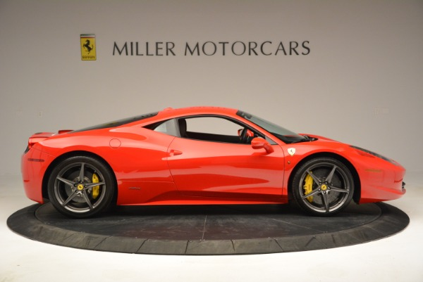 Used 2013 Ferrari 458 Italia for sale Call for price at Maserati of Westport in Westport CT 06880 9