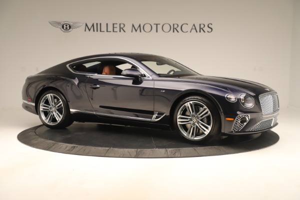 New 2020 Bentley Continental GT V8 for sale $245,105 at Maserati of Westport in Westport CT 06880 10