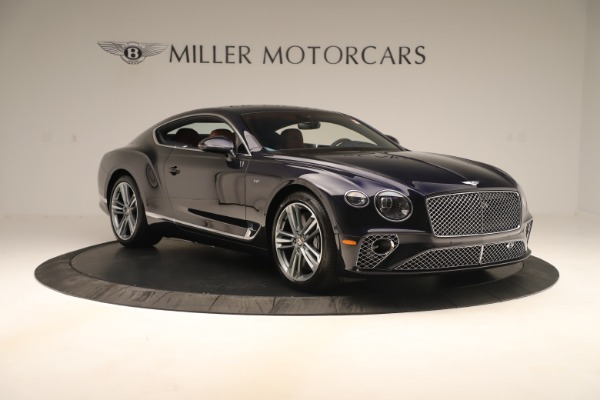 New 2020 Bentley Continental GT V8 for sale $245,105 at Maserati of Westport in Westport CT 06880 11