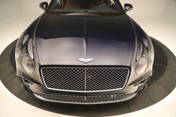 New 2020 Bentley Continental GT V8 for sale $245,105 at Maserati of Westport in Westport CT 06880 13