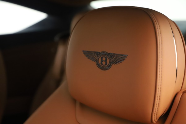 New 2020 Bentley Continental GT V8 for sale $245,105 at Maserati of Westport in Westport CT 06880 21