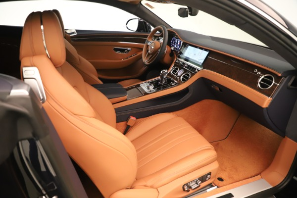 New 2020 Bentley Continental GT V8 for sale $245,105 at Maserati of Westport in Westport CT 06880 25