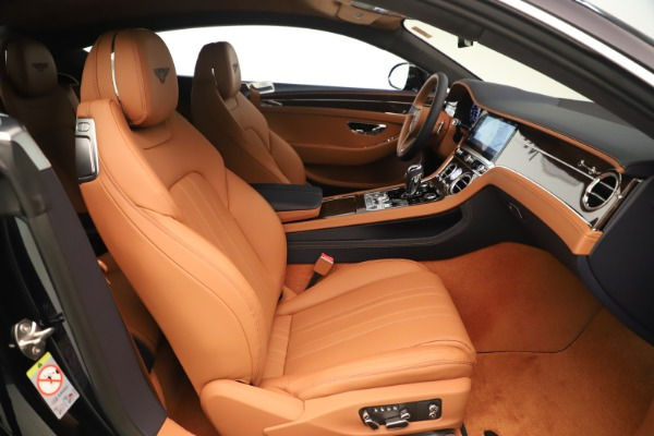 New 2020 Bentley Continental GT V8 for sale $245,105 at Maserati of Westport in Westport CT 06880 26