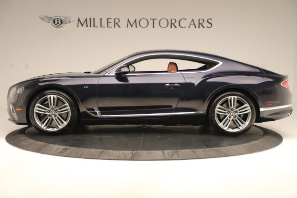 New 2020 Bentley Continental GT V8 for sale $245,105 at Maserati of Westport in Westport CT 06880 3