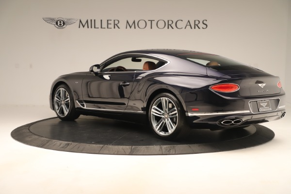 New 2020 Bentley Continental GT V8 for sale $245,105 at Maserati of Westport in Westport CT 06880 4