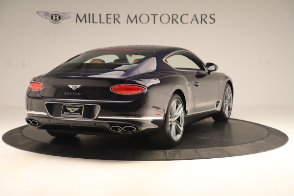 New 2020 Bentley Continental GT V8 for sale $245,105 at Maserati of Westport in Westport CT 06880 7