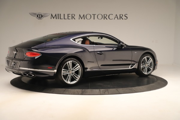 New 2020 Bentley Continental GT V8 for sale $245,105 at Maserati of Westport in Westport CT 06880 8
