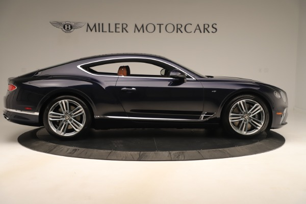 New 2020 Bentley Continental GT V8 for sale $245,105 at Maserati of Westport in Westport CT 06880 9