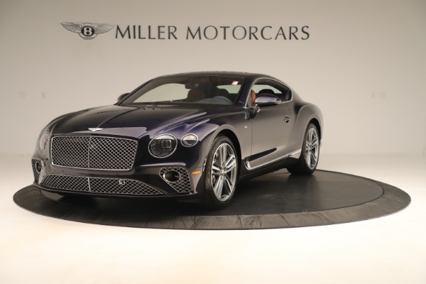 New 2020 Bentley Continental GT V8 for sale $245,105 at Maserati of Westport in Westport CT 06880 1