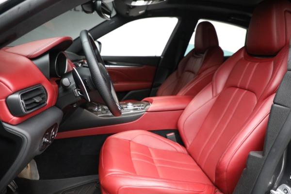 Used 2019 Maserati Levante Q4 GranSport for sale $69,900 at Maserati of Westport in Westport CT 06880 14