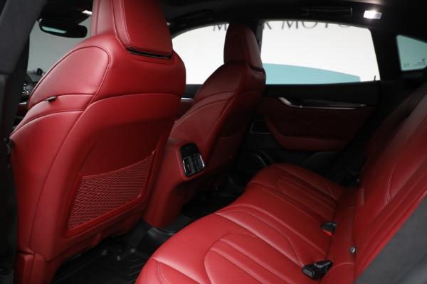 Used 2019 Maserati Levante Q4 GranSport for sale $69,900 at Maserati of Westport in Westport CT 06880 17