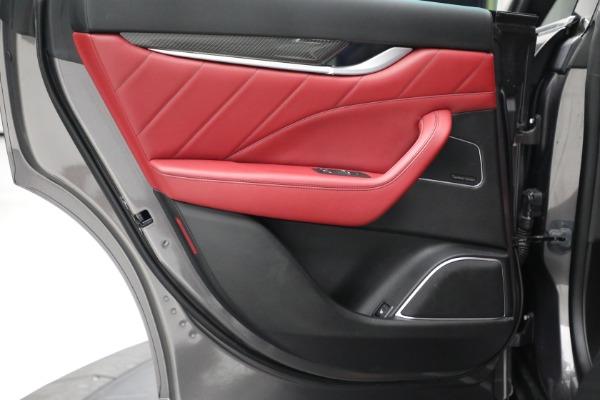 Used 2019 Maserati Levante Q4 GranSport for sale $69,900 at Maserati of Westport in Westport CT 06880 20