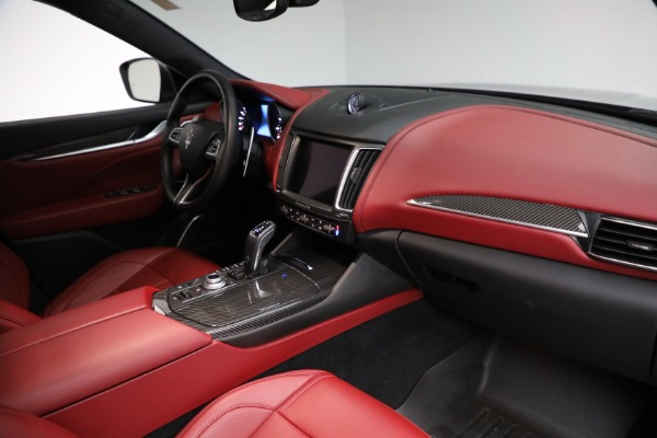 Used 2019 Maserati Levante Q4 GranSport for sale $69,900 at Maserati of Westport in Westport CT 06880 21