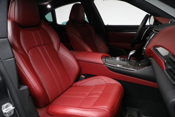Used 2019 Maserati Levante Q4 GranSport for sale $69,900 at Maserati of Westport in Westport CT 06880 23