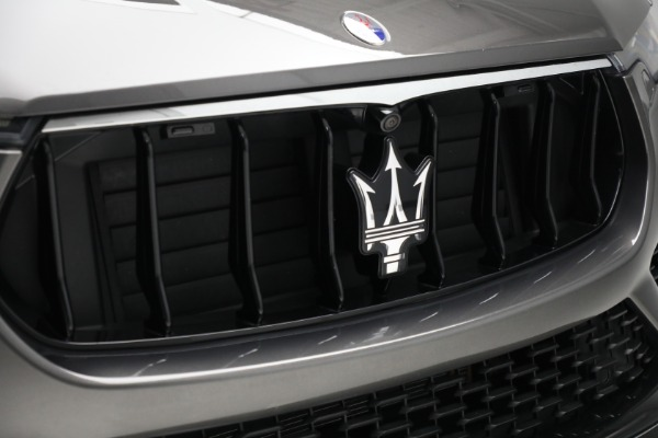 Used 2019 Maserati Levante Q4 GranSport for sale $69,900 at Maserati of Westport in Westport CT 06880 24