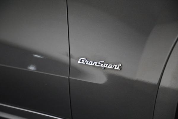 Used 2019 Maserati Levante Q4 GranSport for sale $69,900 at Maserati of Westport in Westport CT 06880 26