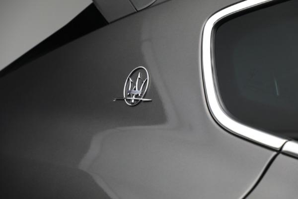 Used 2019 Maserati Levante Q4 GranSport for sale $69,900 at Maserati of Westport in Westport CT 06880 27