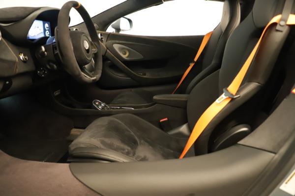 New 2020 McLaren 600LT SPIDER Convertible for sale Sold at Maserati of Westport in Westport CT 06880 23