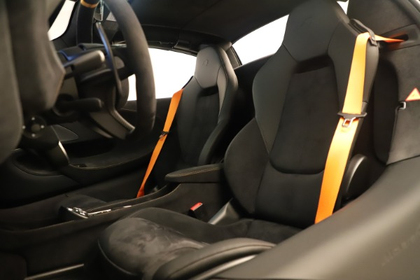 New 2020 McLaren 600LT SPIDER Convertible for sale Sold at Maserati of Westport in Westport CT 06880 24