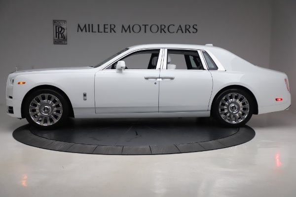 New 2020 Rolls-Royce Phantom for sale $545,200 at Maserati of Westport in Westport CT 06880 3