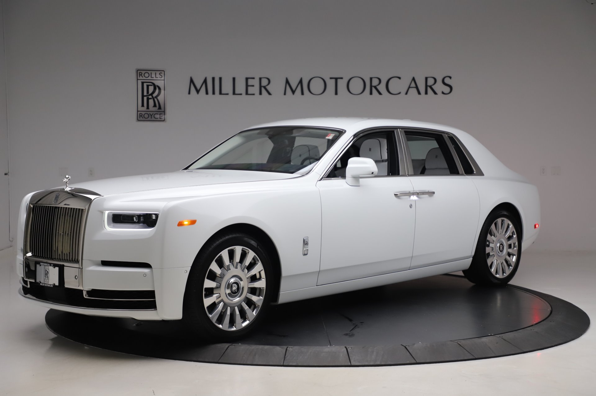 New 2020 Rolls-Royce Phantom for sale $545,200 at Maserati of Westport in Westport CT 06880 1