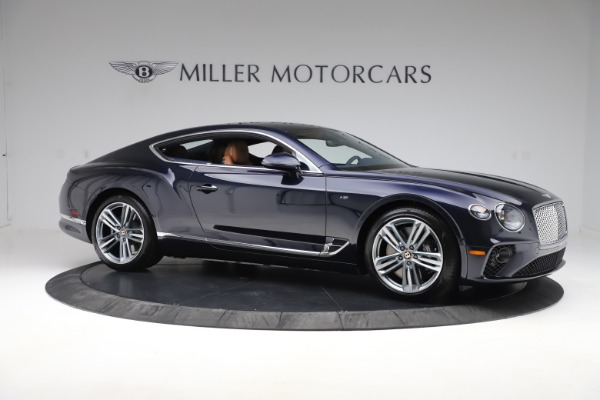 New 2020 Bentley Continental GT V8 for sale Call for price at Maserati of Westport in Westport CT 06880 10
