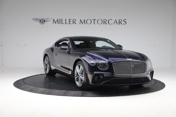 New 2020 Bentley Continental GT V8 for sale Call for price at Maserati of Westport in Westport CT 06880 11