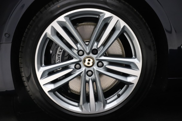 New 2020 Bentley Continental GT V8 for sale $240,935 at Maserati of Westport in Westport CT 06880 15